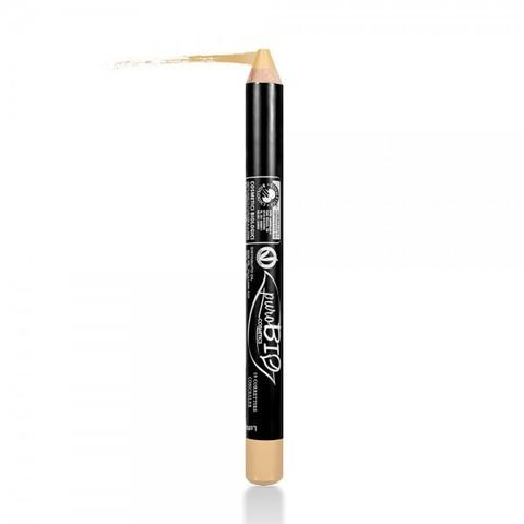 Консилер-карандаш PuroBio тон 19 оливковый 2,3 гр