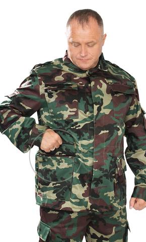 Костюм военно-полевой тк.Грета КМФ