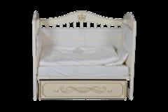 Кроватка Антел Алита-77  универсальный маятник,ящик.
