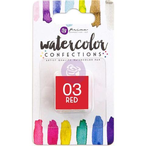 Акварельные краски штучно Prima Watercolor Confections Watercolor Pan Refill - Цвет 03