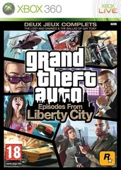 Xbox 360 Grand Theft Auto: Episodes From Liberty City (английская версия)