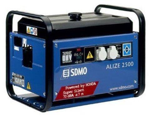 Кожух для бензинового генератора SDMO Alize 2500 (2800 Вт)