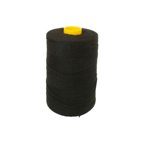 Нить прошивная для документов ЛШ460 черная (500 метров)