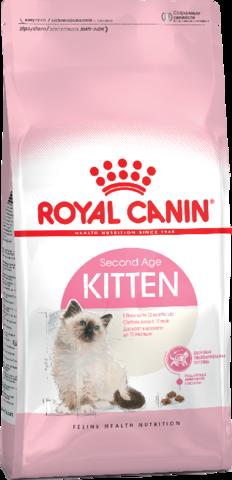 Kitten - для котят до 12 месяцев