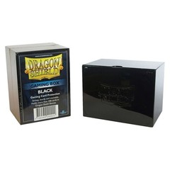 Dragon Shield - Коробочка черная на 100+ карт