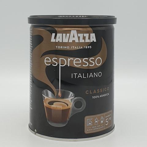 Кофе молотый Espresso LAVAZZA, 250 гр