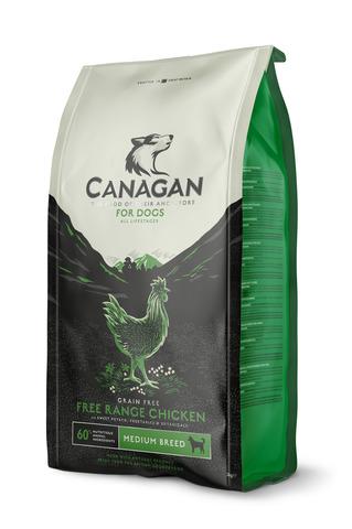 Сухой корм Canagan Grain FreeFree-Run Chicken для собак всех пород