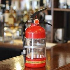 Диспенсер для напитков Огнетушитель, фото 3