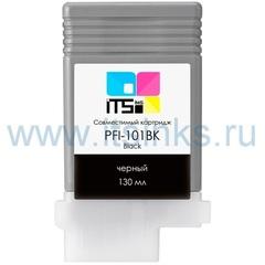 Картридж PFI-101BK 130 мл