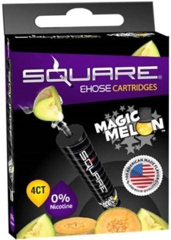 Картриджи Square - Волшебная Дыня