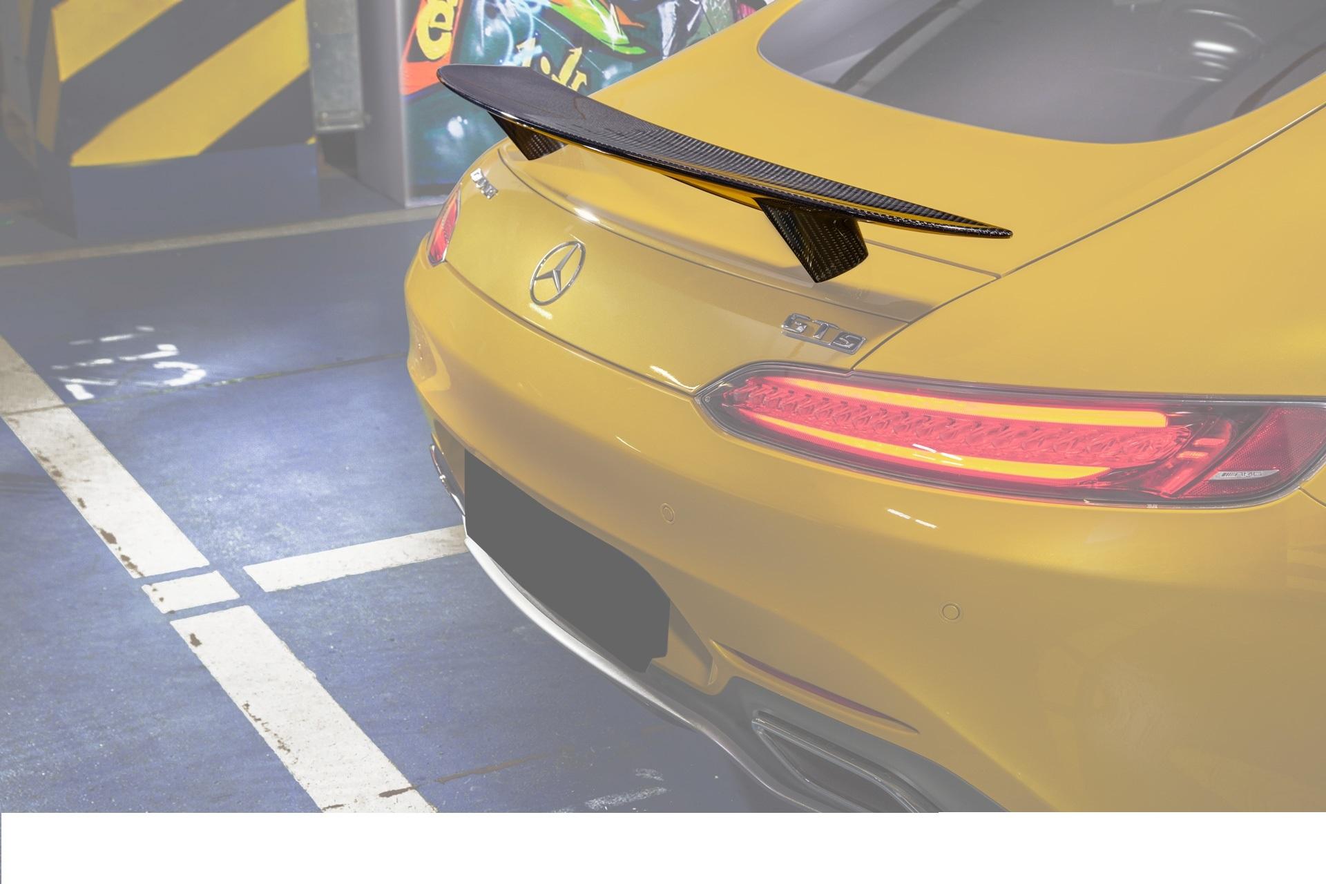 Карбоновое антикрыло Edition 1 Style для Mercedes GT-class C190