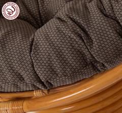 Кресло механическое PAPASAN Soft (подушка ткань триплированная ЗТ12 цвет бежевый ромб)