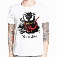 Марвел футболка Веном - We Are Venom