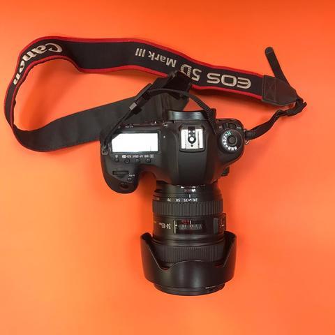 Canon 5d mark III kit 24-105 f/4L Комиссия