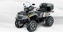 Квадроцикл Arctic Cat TRV 700 LIMITED фото