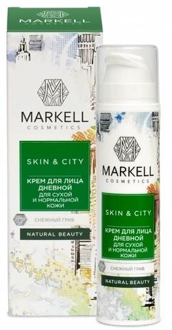 MRK Крем для лица дневной для сухой и нормальной кожи