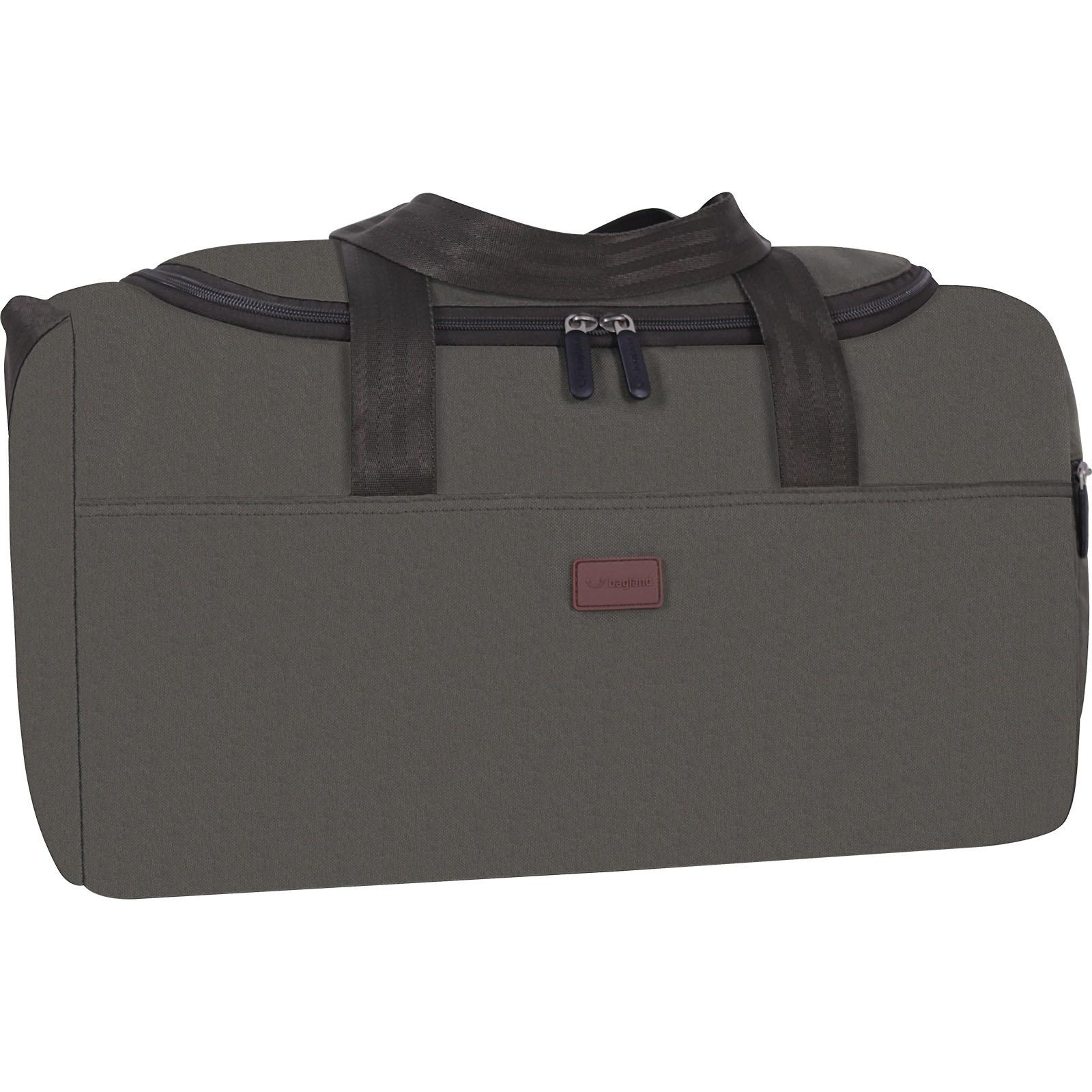 Дорожные сумки Сумка Bagland Boston 25 л. Хаки (0037466) IMG_7134-1600.jpg