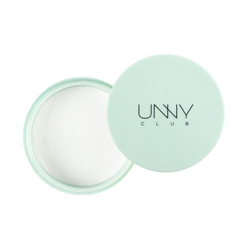 Рассыпчатая Прозрачная Пудра UNNY CLUB Full Cover Pore Powder
