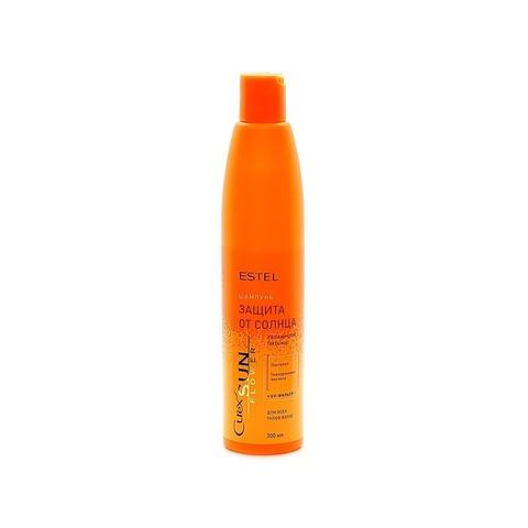 Шампунь солнцезащитный для волос