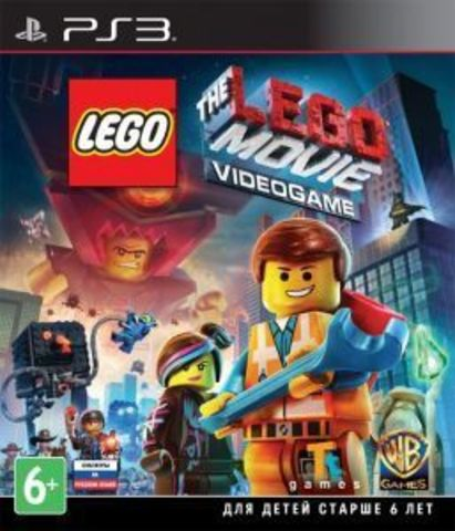 PS3 LEGO Movie Videogame (русские субтитры)