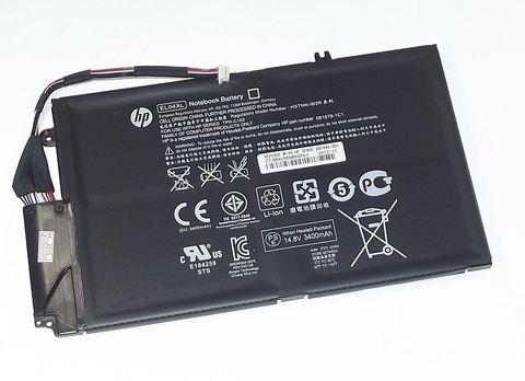 Аккумулятор для HP ENVY4 ORG (14.8V 52WH) PN EL04XL, TPN-C102, TPN-C105, HSTNN-IB3R, HSTNN-UB3R