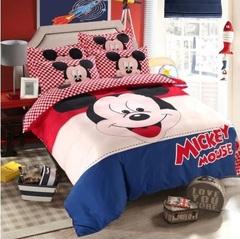 Микки Маус и Минни Маус постельное белье детское в ассортименте