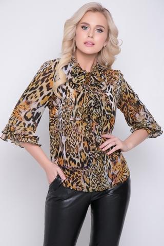 <p>Шифоновая блузка - один из самых стильных элементов современного женского гардероба. Красивый, полупрозрачный материал подчеркнет утонченность и эффектность образа, акцентируя женственность и сексуальность.</p>