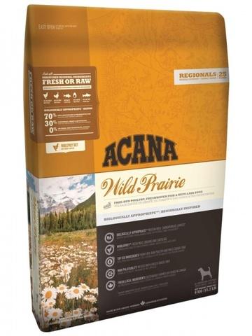 Acana Regionals Wild Prairie Dog корм беззерновой для собак (курица) 11,4кг
