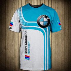 Футболка 3D принт, BMW (3Д БМВ) 03