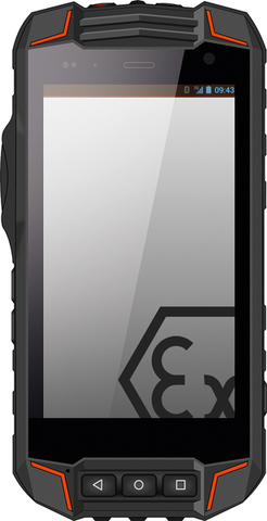 Купить Взрывобезопасный смартфон  i.Safe 520.1 по доступной цене