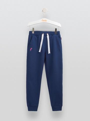 ШР433 Спортивные брюки для девочки с начесом