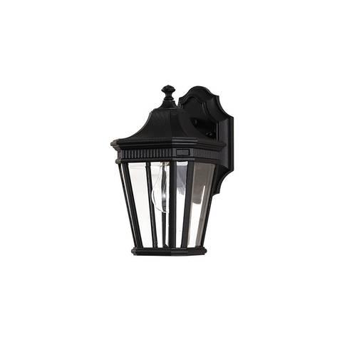 Настенный фонарь Feiss, Арт. FE/COTSLN2/S BK