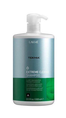 Шампунь Lakme Extreme cleanse shampoo (1000 мл)