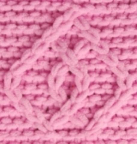 Пряжа ALIZE PUFFY FINE №39 розовый