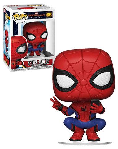 Spider-Man (hero suit) Far From Home Funko Pop! Vinyl Figure || Человек-Паук