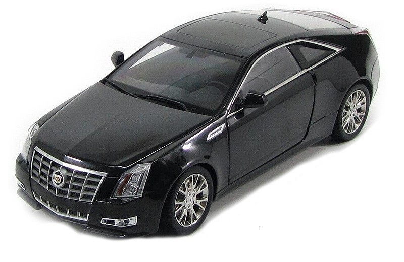 Коллекционная модель Cadillac CTS 2010