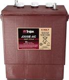 Тяговый аккумулятор Trojan J305E-AC ( 6V 305Ah / 6В 305Ач ) - фотография