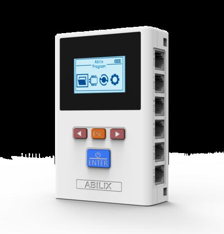 Электронный конструктор Abilix Creative Brick C1-S STEM-комплект