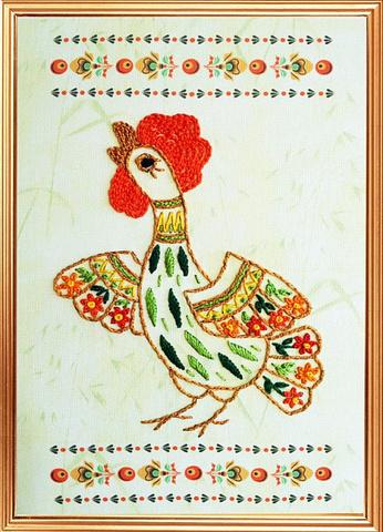 Дополнительные характеристики¶Бренд:Вышивальная мозаика¶Тип набора:Наборы для вышивания пряжей¶Раз