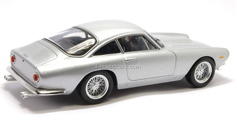 Ferrari 250 GT Berlinetta Lusso gray 1:43 Eaglemoss Ferrari Collection #32