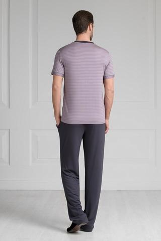 Пижама мужская с брюками 51649 Laete