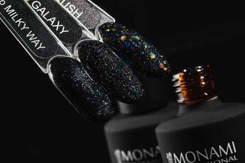 Monami Super Shine top GALAXY, 15 мл