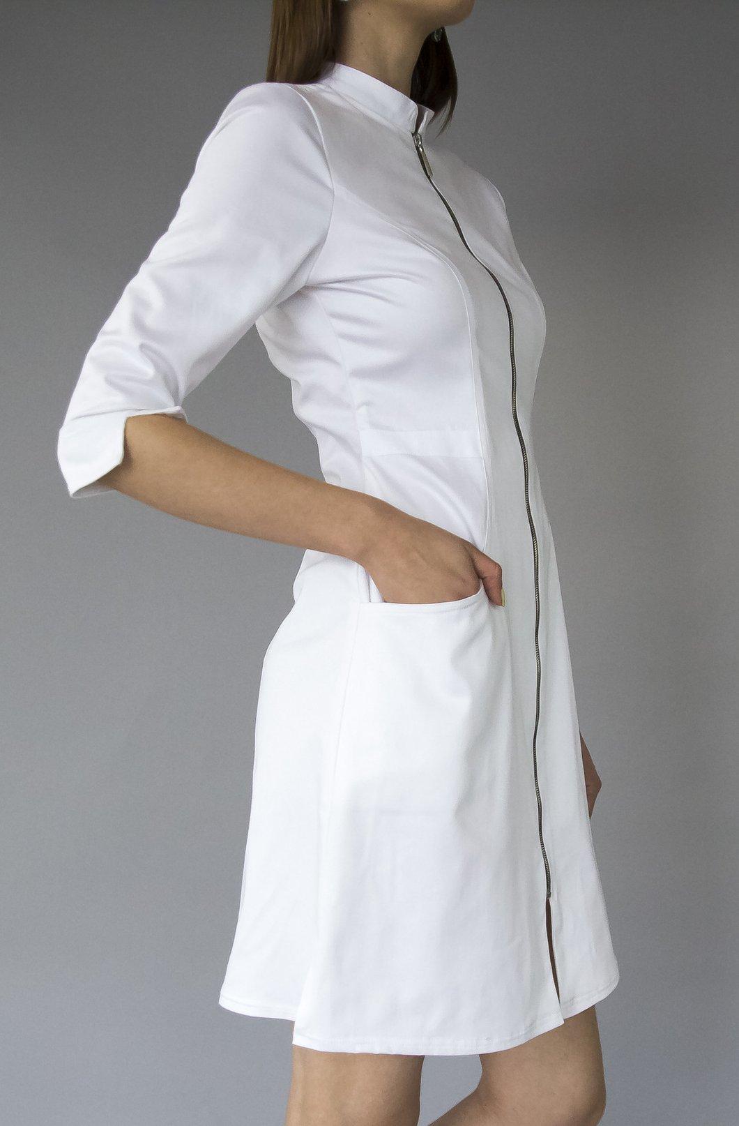 Медицинское платье Poison Atelier