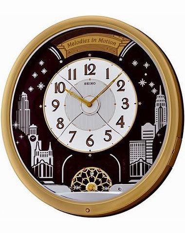 Настенные часы Seiko QXM285GT