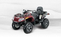 Квадроцикл Arctic Cat TRV 700 XT фото