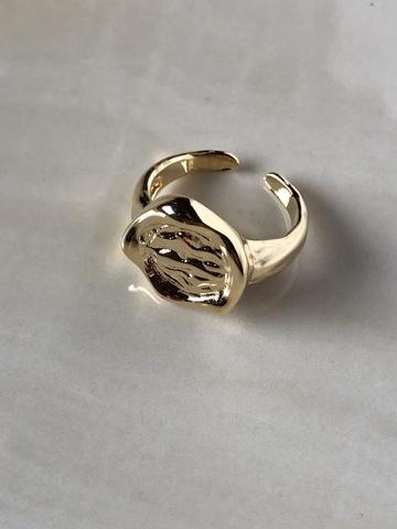 Кольцо Биана, позолота