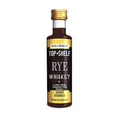Эссенция Still spirits Top shelf Rye Whiskey на 2,250 литра самогона/водки/спирта