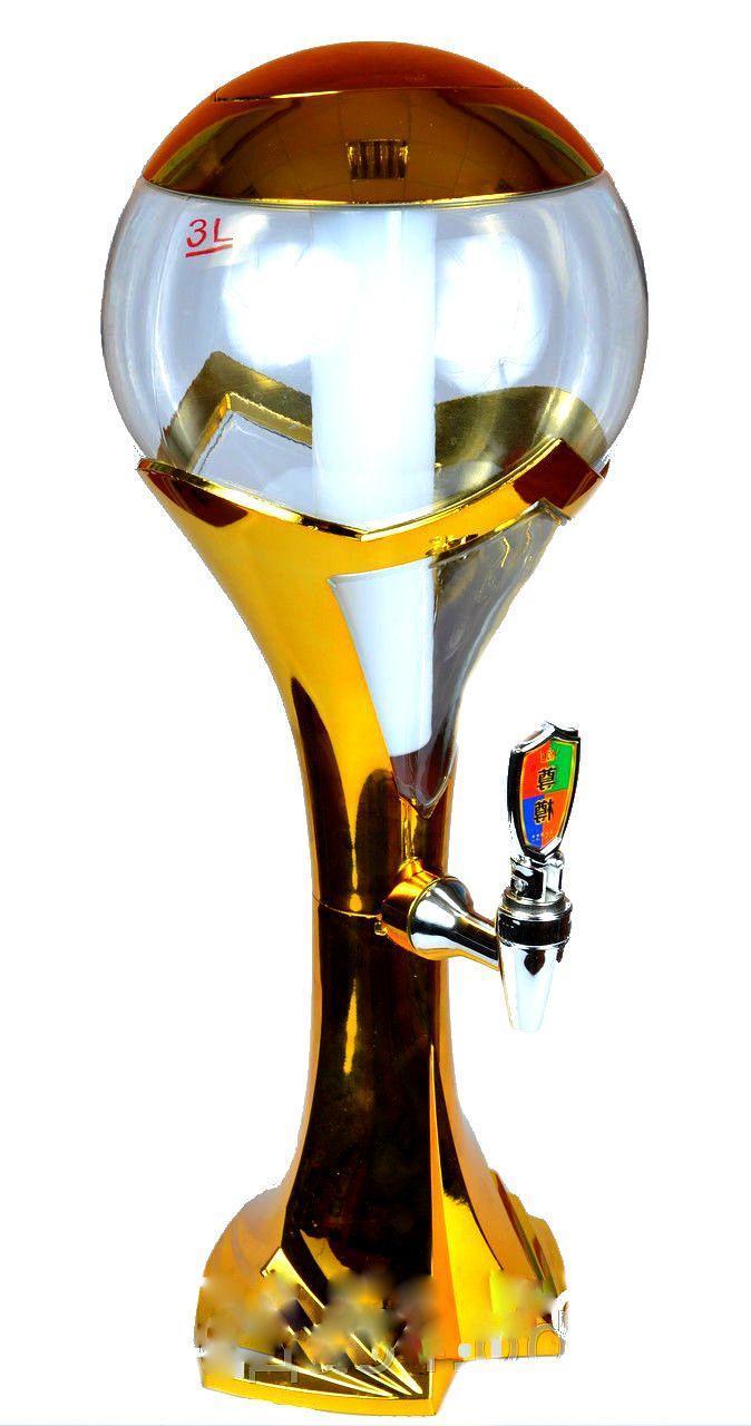 Пивная башня «Золотой кубок»