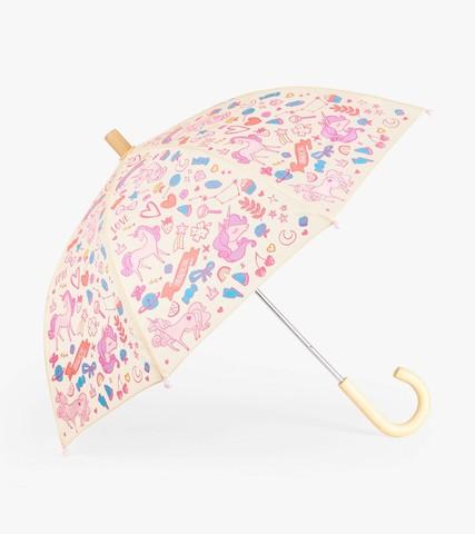 Зонт Hatley с единорогами