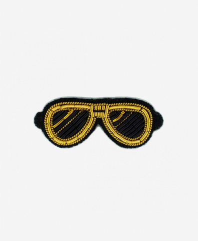 Брошь Dictator's Sunglasses